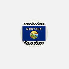 Lewistown Montana Mini Button