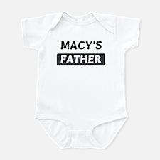 Macys Father Infant Bodysuit