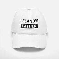 Lelands Father Baseball Baseball Cap