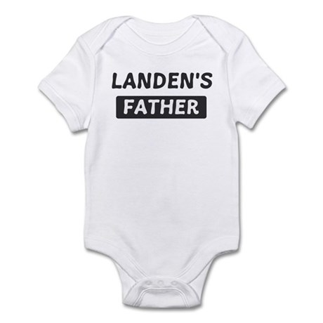 Landens Father Infant Bodysuit