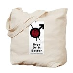 Men Who Knit Project Bag