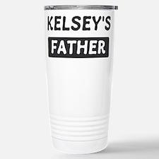 Kelseys Father Travel Mug