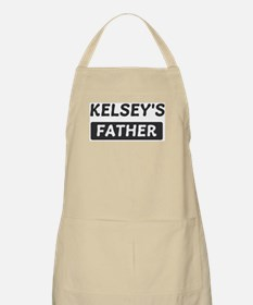 Kelseys Father BBQ Apron