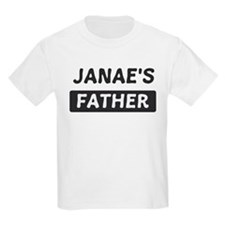 Janaes Father T-Shirt