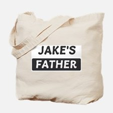 Jakes Father Tote Bag