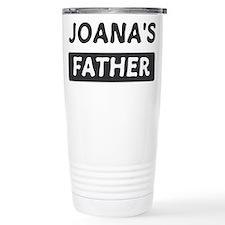 Joanas Father Travel Mug