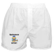 Applesauce Bitch Boxer Shorts