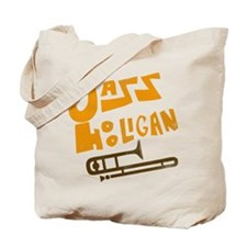 Jazz Hooligan Tote Bag