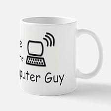 Cute Joe the plumber Mug