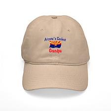 Coolest Arizona Grandpa Cap