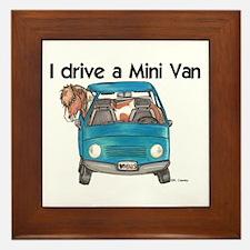 Drive Mini Van Framed Tile