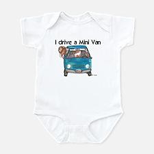 Drive Mini Van Infant Bodysuit