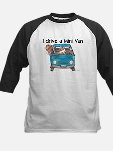Drive Mini Van Kids Baseball Jersey