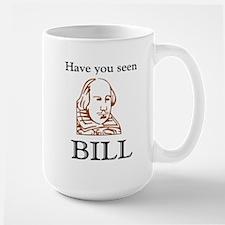 Bill Shakespeare Mug