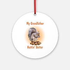 Grandmother Ornament (Round)