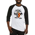 Echevarria Coat of Arms Baseball Jersey