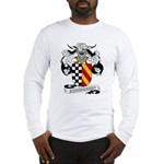 Echevarria Coat of Arms Long Sleeve T-Shirt