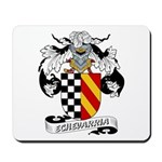 Echevarria Coat of Arms Mousepad