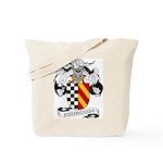 Echevarria Coat of Arms Tote Bag