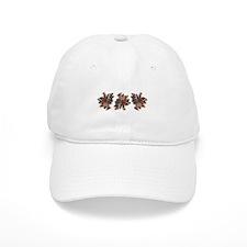Bunch-a-flowers Baseball Cap