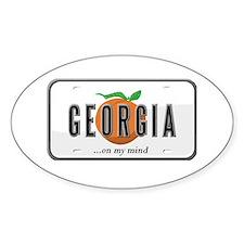 Georgia Decal