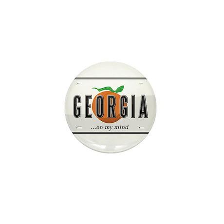 Georgia Mini Button (100 pack)