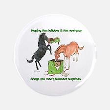 """Pleasant Surprises 3.5"""" Button (100 pack)"""