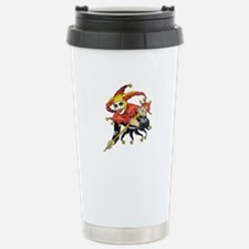 This Joker's On You! Stainless Steel Travel Mug