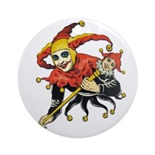 This Joker's On You! Ornament (Round)