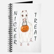 Nicker Treat Journal