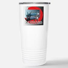 Dual Sidewinder Travel Mug