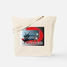 Dual Sidewinder Tote Bag