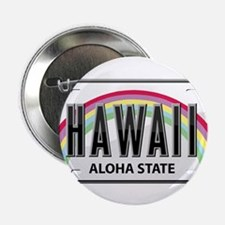 "Hawaii 2.25"" Button (100 pack)"