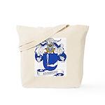 Escudero Coat of Arms Tote Bag