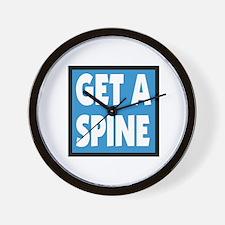 Get A Spine Wall Clock