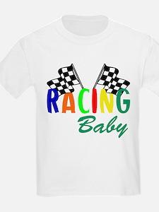 Racing Baby T-Shirt