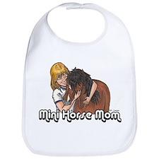 Mini Horse Mom Bib