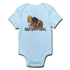Mini Horse Mom Infant Bodysuit