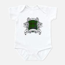 Henderson Tartan Shield Infant Bodysuit