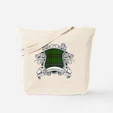 Henderson Tartan Shield Tote Bag