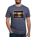 Push It Lawnmower Organic Men's T-Shirt (dark)