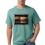 Push It Lawnmower Organic Men's T-Shirt