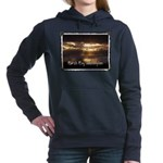 Push It Lawnmower Women's Long Sleeve Dark T-Shirt