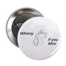 Whinny if you Mini Button