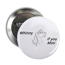 "Whinny if you Mini 2.25"" Button (10 pack)"