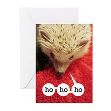 Hedgehog Holidays Greeting Cards (Pk of 10)
