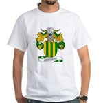 Esquerre Coat of Arms White T-Shirt