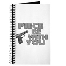 Piece Be With You Journal