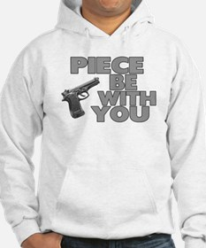 Piece Be With You Hoodie