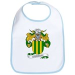 Esquerre Coat of Arms Bib